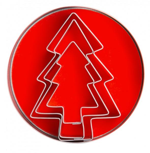 Ausstechformen Weihnachtsbaum