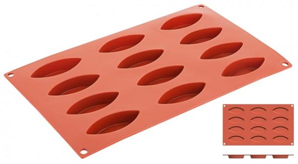 Backmatte Schiffchen 7 x 3 cm