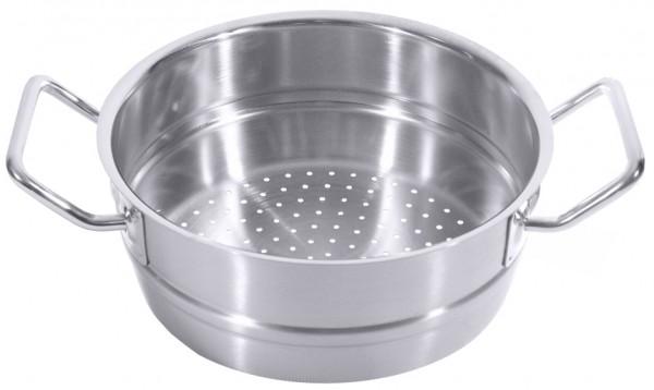 Dampfkocheinsatz 24 cm-Hoehe 12 cm-Volumen 5,0 Liter