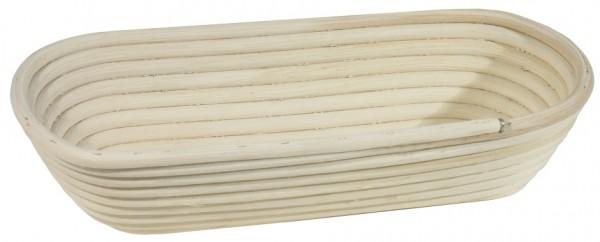 Gaerschale-30,0 x 14,0 x 7,0 cm-fuer 1,0 kg ovales Brot