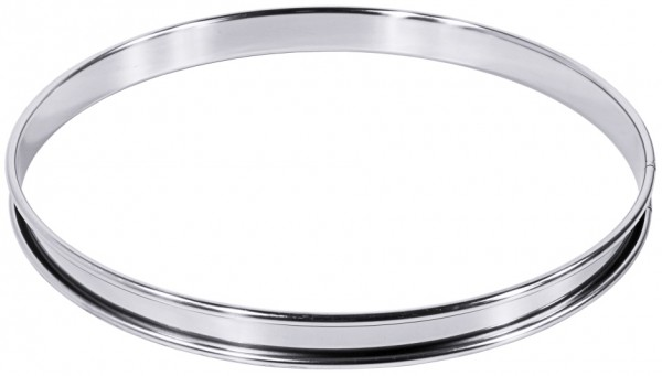 Tortenring Ø 24,0 cm - Höhe 2,0 cm