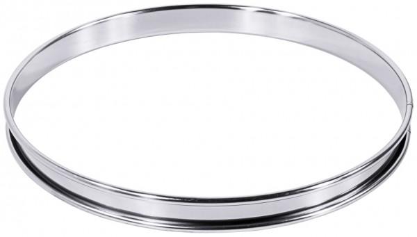 Tortenring 24,0 cm-Hoehe 2,0 cm