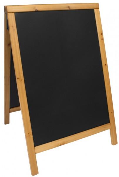 Doppeltafel 85x55cm, teak