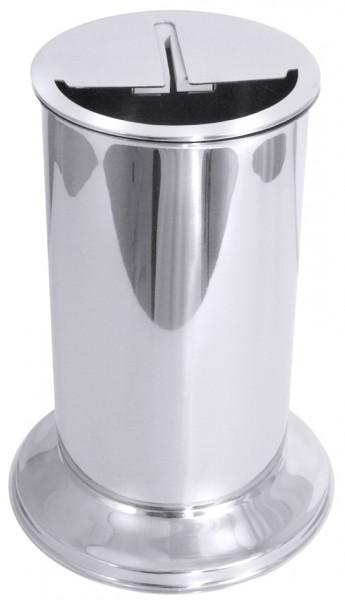 Messerabstreicher 11,0 cm-Hoehe 30,0 cm-Volumen 2,3 Liter