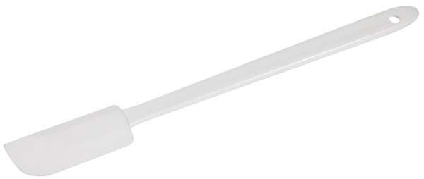 Teigspachtel aus Kunststoff-Spachtelmass 7,0 x 2,7 cm-Laenge 18,0 cm