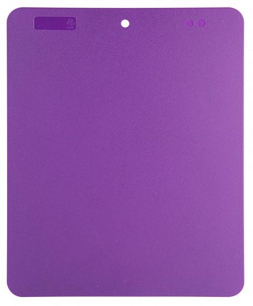Schneidmatte, flexibel violett