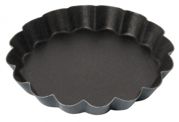 Antihaft Tartelettfoermchen 8,0 cm-Hoehe 1,2 cm
