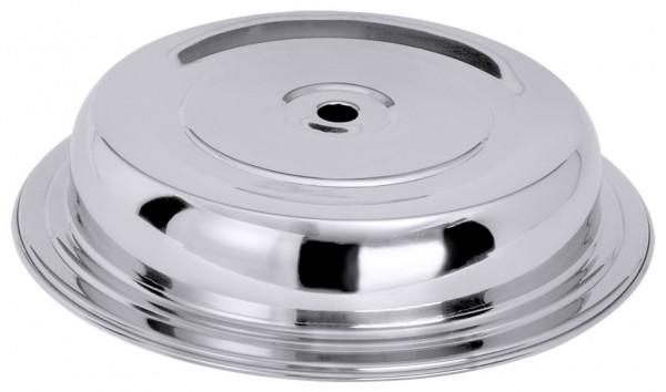 Tellerglocke klassische Form Teller 24,5 cm-25,5 cm-Hoehe 5,5 cm