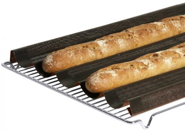 Backmatte Gastronorm-GN 1/1 fuer Baguette