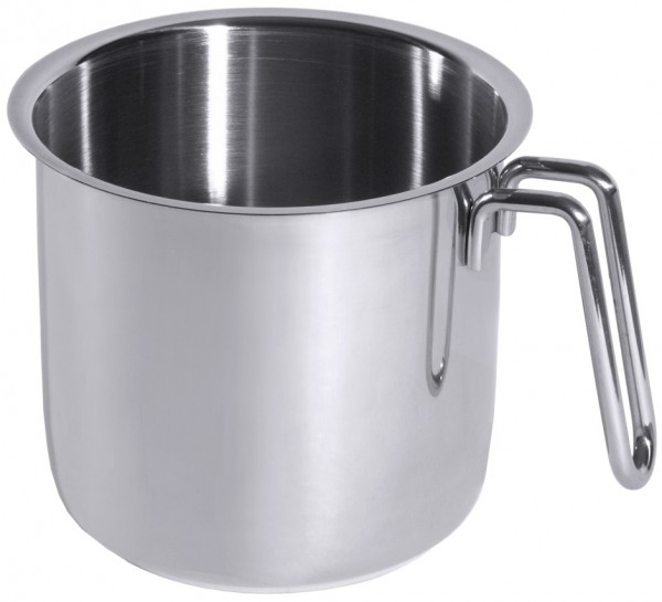 Milchkochopf innen 14 cm-Hoehe 13,0 cm-Volumen 1,8 Liter