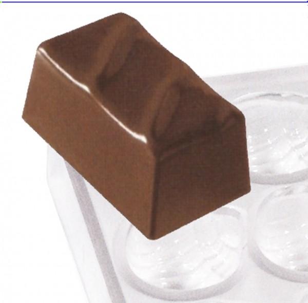 Pralinenform Barren 33,0 x 19,0 x 17,0 mm - Formen 30