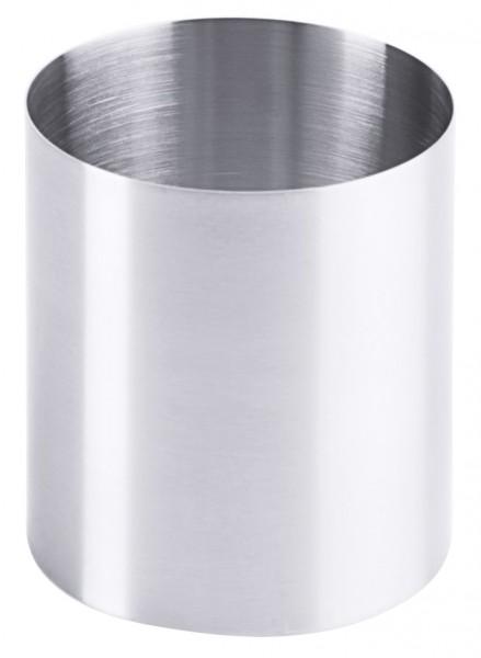 Schaumspeisenring-Ausstecher-innen 7,0 cm-Hoehe 8,0 cm