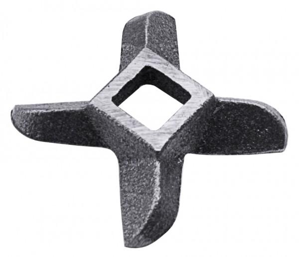 Messer 4-flueglig