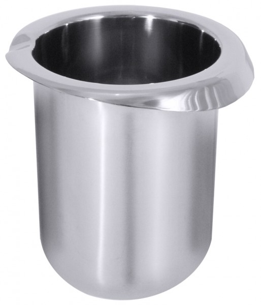 Mixerschuessel innen 11 cm-Hoehe 15 cm-Inhalt 1,4 Liter